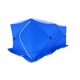 Палатка СТЭК Куб 3 Дубль трехслойная