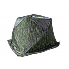 Палатка СТЭК Куб 3 Long камуфляж