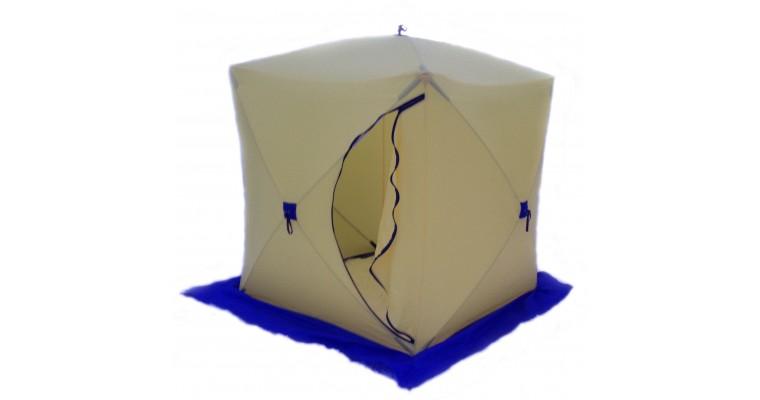 Палатка СТЭК Куб 1 двухслойная