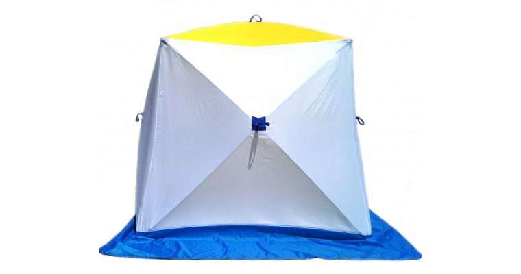 Палатка СТЭК Куб 2