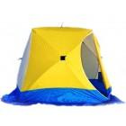 Палатка СТЭК Куб 2 трехслойная