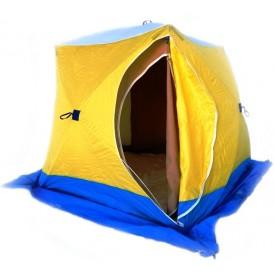 Палатка СТЭК Куб 3 двухслойная