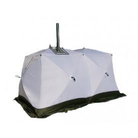 Палатка УРАЛЗОНТ Куб 1,85 Дуплекс