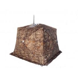 Палатка УРАЛЗОНТ Куб 4 Охотник