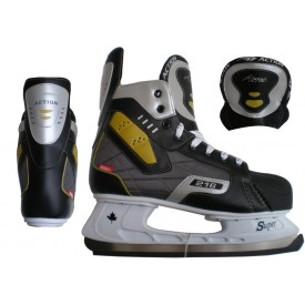 Коньки хоккейные ACTION AJ Spark 216