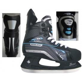 Коньки хоккейные ACTION CD Max 216