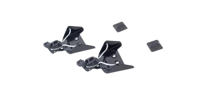 Крепления для лыж стальные KARJALA 75 мм