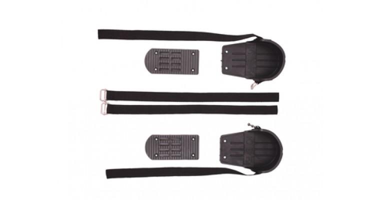 Крепление для детских лыж TREK КД 004