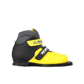 Лыжные ботинки детские TREK Laser Yellow 75mm