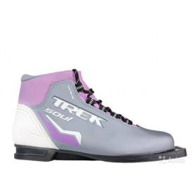 Лыжные ботинки TREK Soul Lilac 75 mm