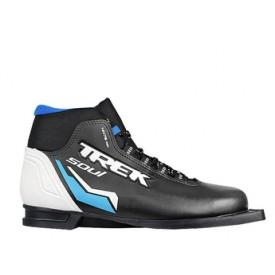 Лыжные ботинки TREK Soul Blue 75 мм