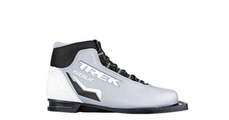 Лыжные ботинки TREK Soul Gray 75 mm