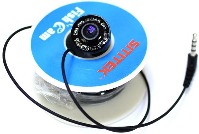 новейшие видеокамеры для рыбалки